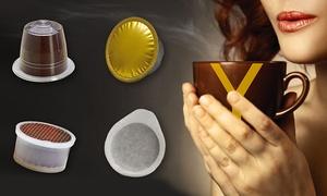 Yespresso: Fino a 600 capsule per Nespresso, Lavazza, Dolce Gusto, Uno system