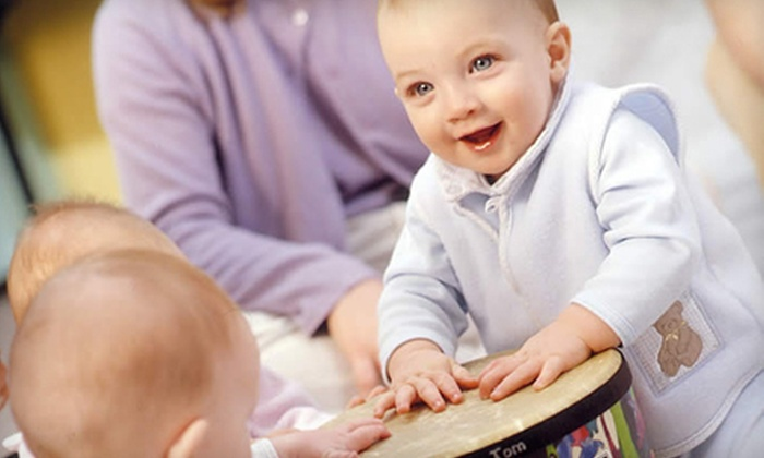 San Antonio Music Academy - Schertz-Cibolo: $39 for Four Weeks of Kindermusik Classes at San Antonio Music Academy in New Braunfels ($137 Value)