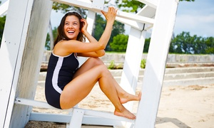 Hamila's Uplifts: One or Three 10-Minute Tanning Sessions in a Level 3 Bed at Hamila's Uplifts (Up to 57% Off)