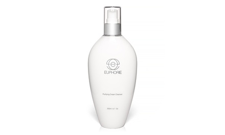 Euphorie Cosmetics Platinum Collection Purifying Cream Cleanser (6.7oz.)