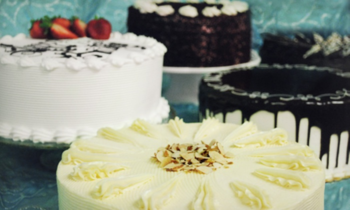 SugarBakers Cakes - SugarBakers Cakes: 10-Inch Cake or $200 Toward a Wedding Cake at SugarBakers Cakes (Half Off)