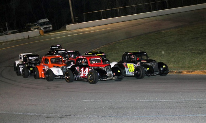 Concord Speedway - Concord Speedway: Quarter Mile Race for Two, Four, Six, or Eight Children or Adult Tickets at Concord Speedway (Up to 66% Off)