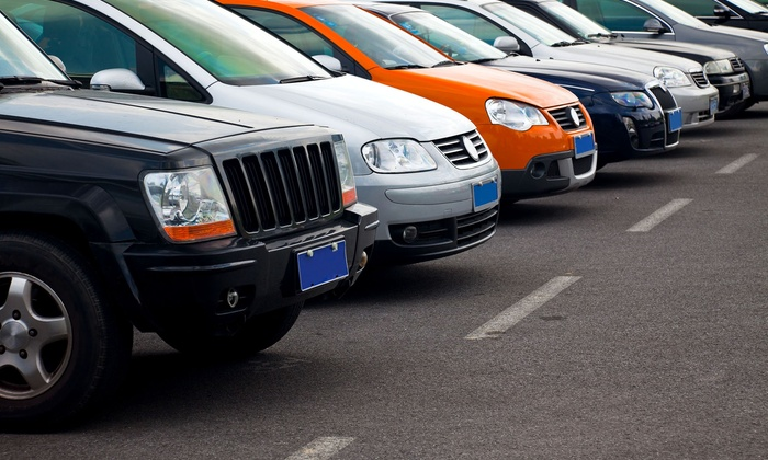 Global Airport Parking - Washington DC: $7.50 for $15 Worth of Airport Parking at Global Airport Parking