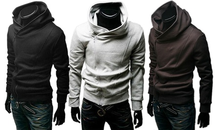 Men's Side-Zip Hoodies