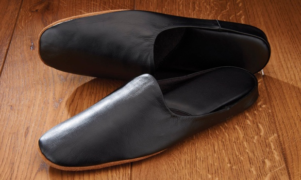 Shoes Churchill Leather Slippers