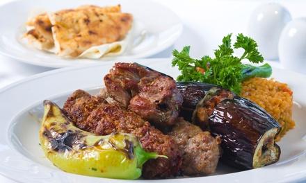 Türkisches 5 Gänge Menü für 2 oder 4 Personen im Harbi Restaurant (57% sparen*)
