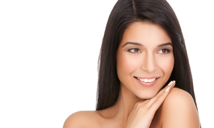 One, Three, or Five Signature Facials and Microdermabrasions at EBS Salon & Spa (Up to 66% Off)