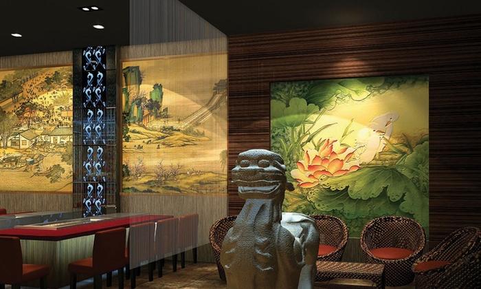 Okinawa - West Harrison: $22 for $40 Worth of Hibachi Cuisine at Ichibanya