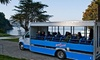 Angel Island Company - Angel Island Cafe: Historic Angel Island Tram Tour for Two, Four, or Six from Angel Island Company (Up to 50% Off)