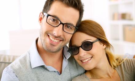 Buono per occhiali con montatura di marca