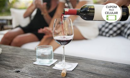 image for Glasses of <strong>Wine</strong> with Pizzas at Diliberto Winery (Up to 40% Off)