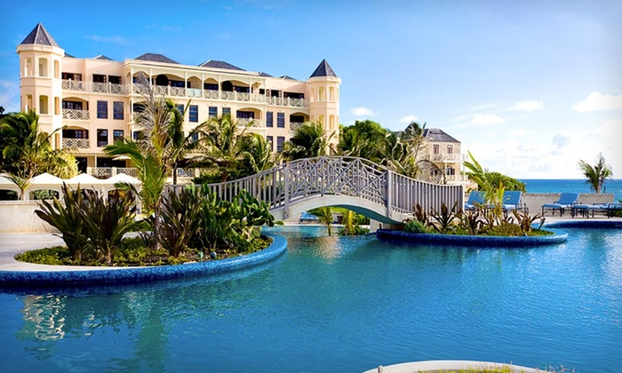 The Crane Residential Resort - Greeley: Three- or Four-Night Stay at The Crane Residential Resort in Barbados