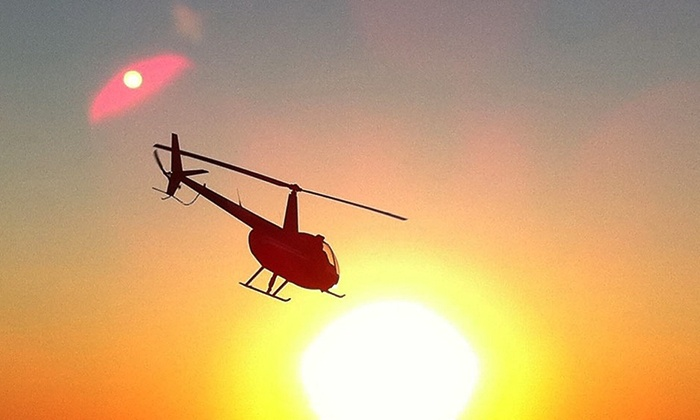 Timberview Helicopters - Atlanta: 6- or 12-Mile Helicopter Flight for Up to Three from Timberview Helicopters (Up to 51% Off)