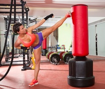 Dragon Martial Arts & Fitness: $54 for $99 Worth of Martial Arts and Kickboxing Classes — Dragon Martial Arts & Fitness