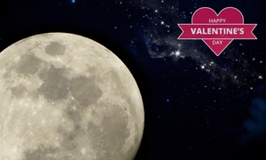 Moon Register.com: Own a Piece of Lunar Land for R200 with Moon Register (60% Off)