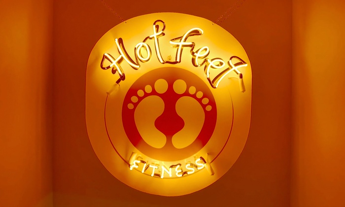 Hot Feet Fitness - Burien: Four Weeks of Membership and Unlimited Fitness Classes at Hot Feet Fitness (70% Off)