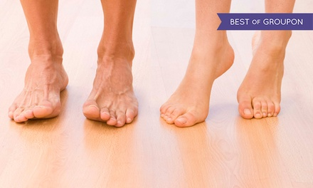 Laser Toenail-Fungus Removal for One Toe, One Foot or Both Feet at Remington Podiatry (Up to 69% Off)