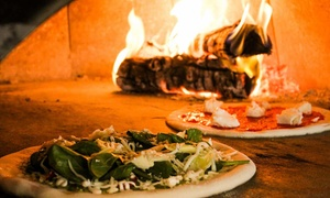 Elemental Pizza: Food and Drink at Elemental Pizza (Up to 58% Off)