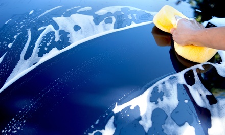 VIP-Komplett-Pflege oder Diamant-Premium-Wäsche inkl. Nanoversiegelung bei Vip Autowaschsalon (bis zu 54% sparen*)