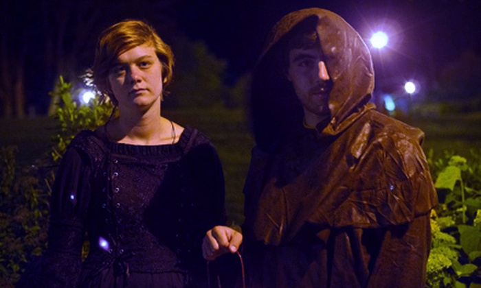 Bar Harbor Ghost Tour - Pond Road: Bar Harbor Ghost Tour for Two or Four (Up to 55% Off)