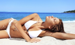 The LaLa Girl: Up to 56% Off Spray Tan at The LaLa Girl