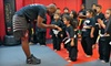 Up to 80% Off Martial-Arts Classes