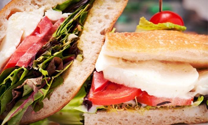 Fresh Sandwich Shop - Aurora: Sandwich Platter for 6–10 or $7 for $14 Worth of Gourmet Sandwiches at Fresh Sandwich Shop