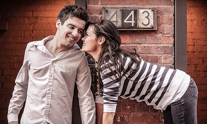 Sharp Five Photography - Long Island: $99 for Couples, Maternity, Newborn, or Children Photo-Shoot Package at Sharp Five Photography ($225 Value)