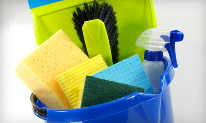 Spotless Works - Downtown: One or Three Three-Hour Housecleaning Sessions from Spotless Works (Up to 65% Off)