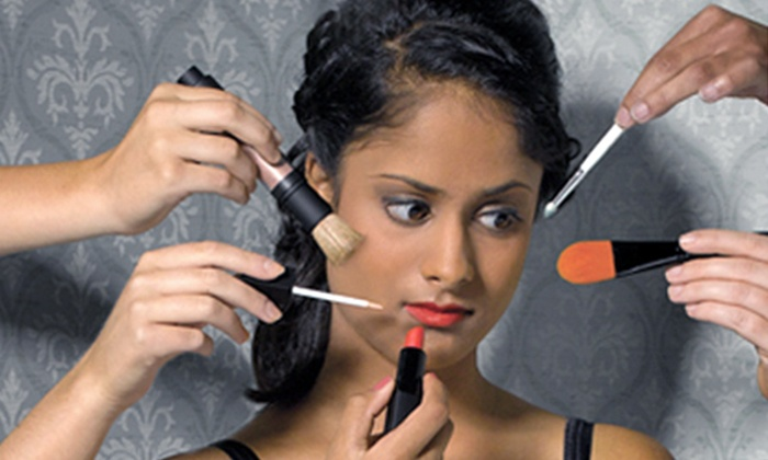 The Make-Up Shop at Pro Soto Beauty Studios - Indianapolis: Makeup Lesson & Kit for One or Two or 5-Piece Kit at The Make-Up Shop at Pro Soto Beauty Studios (Up to 61% Off)