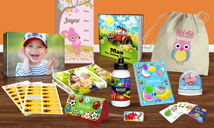 Dinkleboo: Personalized Kids' Products and Home Gifts from Dinkleboo