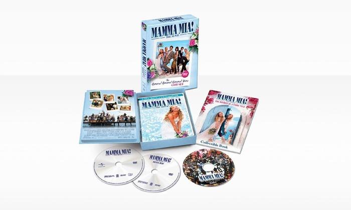Mamma Mia! The Movie DVD and CD Gift Set: Mamma Mia! The Movie DVD and CD Gift Set