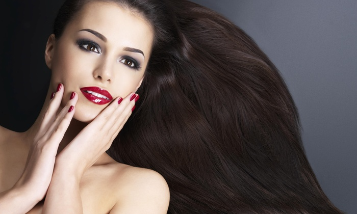 Golden Hair Salon - massatequa: $151 for $350 Worth of Services — Golden Hair Salon