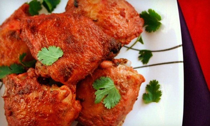 Tiffin and Thali - Midtown,Greenwich Village,NoHo: $20 Worth of Indian Cuisine