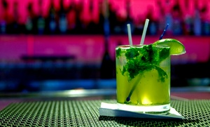 Club Euro: Drinks or Bottle Service at Club Euro (Up to 64% Off). Three Options Available.