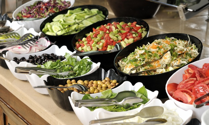 Hailey's Cafe-TEST - DePaul: 21% Off buffet at Hailey's Cafe-TEST