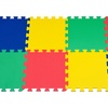 Multicolored Interlocking Foam Exercise Mat (1- or 2-Pack)