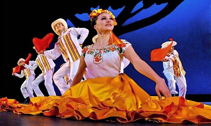 Ballet Folklórico de México - Fox Performing Arts Center: Ballet Folklórico de México at Fox Performing Arts Center on August 10 at 7 p.m. (Up to 57% Off)