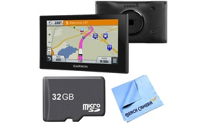 "Garmin RV 660LMT 6.1"" GPS with Lifetime Traffic and Maps"