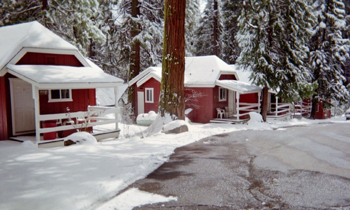 Long Barn Lodge - Long Barn, CA: 2-Night Stay at Long Barn Lodge in Greater Yosemite