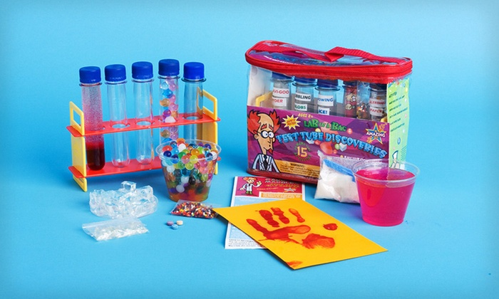 Be Amazing Science Kits: $14 for a Be Amazing Science Kits (Up to $19.99 List Price). Five Options Available. Free Returns.