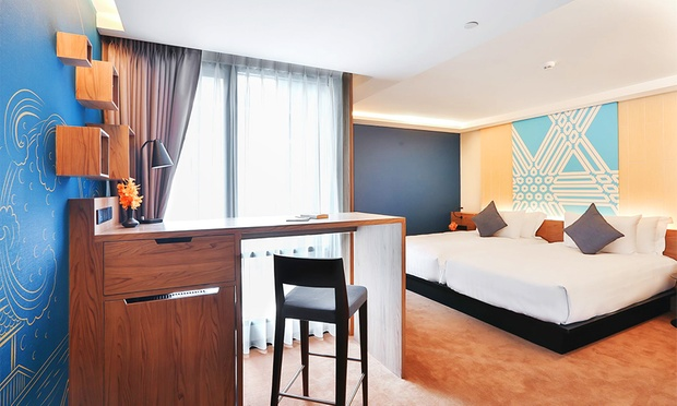 Thailand: Twin Hotel Stay+Flights 6