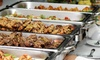 Up to 33% Off Hakka Lunch Buffet at Asian Wok 'n' Roll