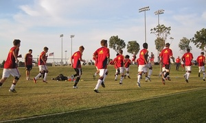 Grande Sports Academy: $699 for One Week of All-Inclusive Soccer Camp at Grande Sports Academy ($995 Value)