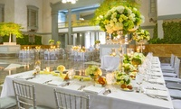 GROUPON: 45% Off a Wedding-Decor Package Including Setup G50 Productions