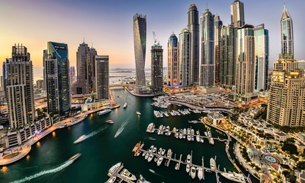 ✈ 7-Day Dubai Vacation with Air from Pacific Holidays; Price per Person Based on Double Occupancy (Buy 1 Voucher/Person)