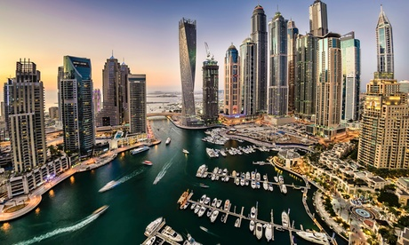 7-Day Dubai Vacation with Air from Pacific Holidays; Price per Person Based on Double Occupancy (Buy 1 Voucher/Person) 55cb6989-749e-4677-ae0b-3fd8644416e8