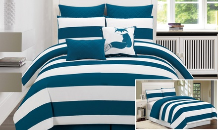 3-Piece Modern Duvet Sets