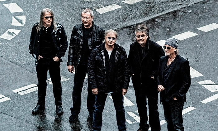 Deep Purple - Molson Canadian Amphitheatre: Deep Purple at Molson Canadian Amphitheatre on July 20 at 7 p.m. (Up to 44% Off)