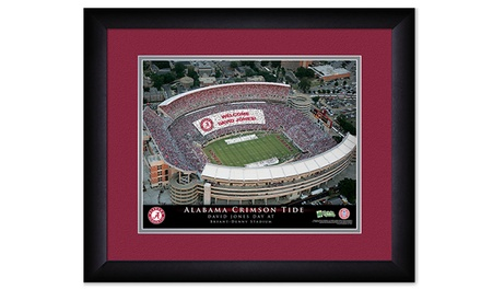 One Personalized Stadium Print with Standard or Premium Frame from Prints That Rock (Up to 44% Off)